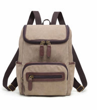 Load image into Gallery viewer, CB380 Davan  CANVAS BACKPACK