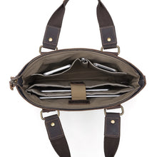 Load image into Gallery viewer, MB 8803  Davan.   SHOULDER BAG W LEATHER TRIM