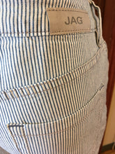 Load image into Gallery viewer, [J2467570JAG] STRIPE CROP JEAN