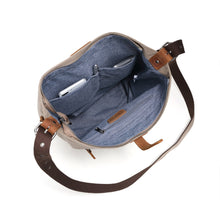 Load image into Gallery viewer, [SB508DAVAN] CANVAS SHOULDER BAG
