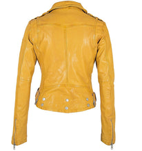 Load image into Gallery viewer, WILD LEATHER JACKET