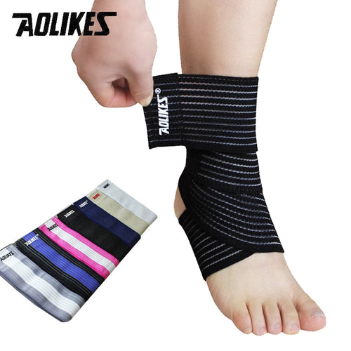 High Quality Spirally Ankle Support
