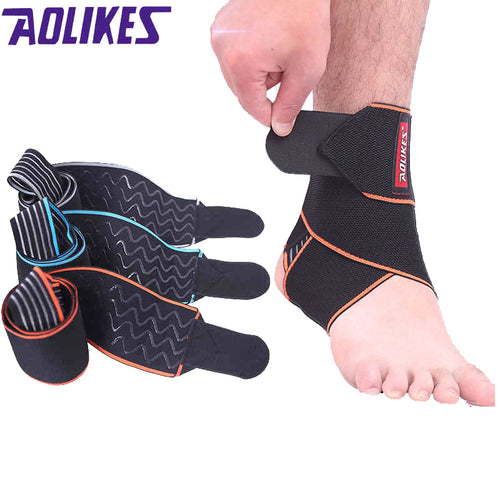 Silicone Ankle Support Strap