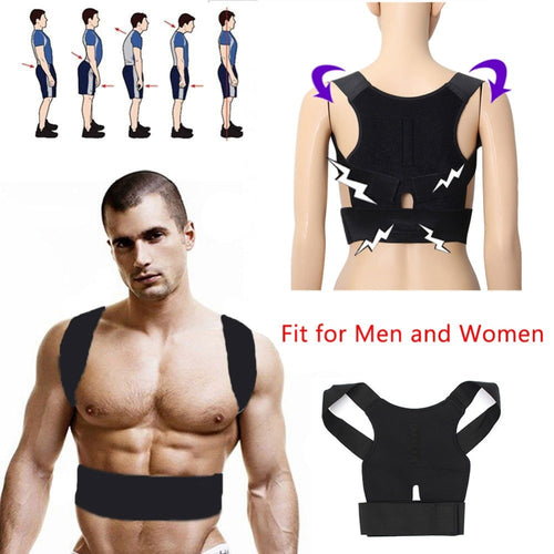 Magnetic Posture Corrector Braces