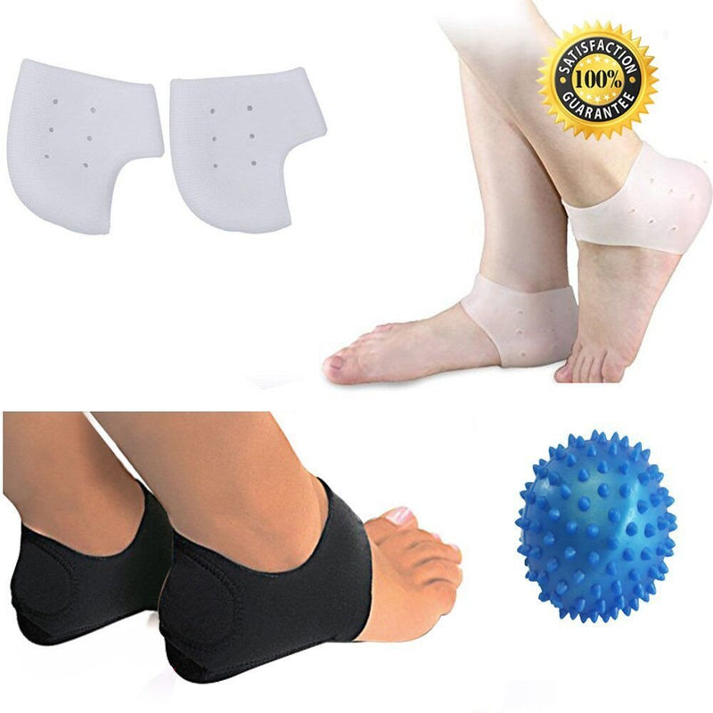 3 Pcs Plantar Therapy Wrap Kit