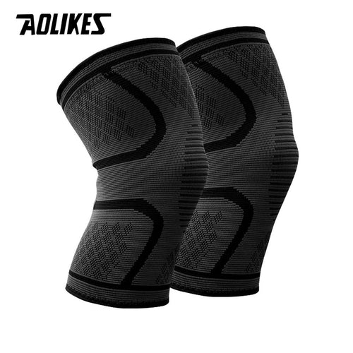 Nylon Elastic Sports Knee Pads