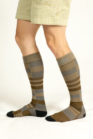 Brown Downtown Athletic PODsox