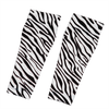 Image of Zebra Compression Calf Sleeves