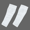 Image of White Compression Calf Sleeve