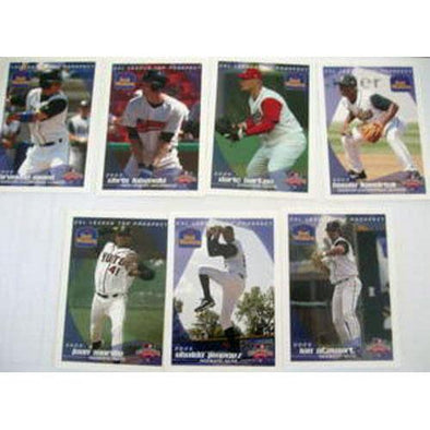 Modesto Nuts Modesto Nuts 2005 California League All Stars Set