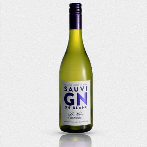 Graham Norton's Own Sauvignon Blanc by Invivo 2016
