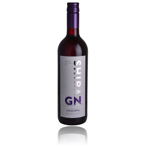(SOLD OUT) Graham Norton's Own South Australian Shiraz 2015 by Invivo