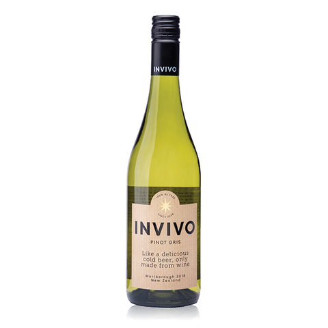 Invivo Marlborough Pinot Gris 2018