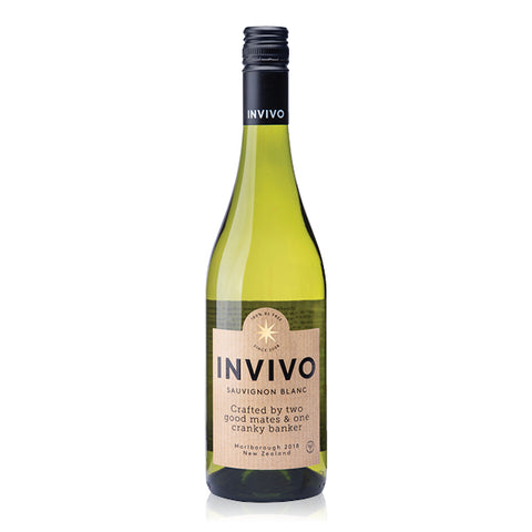 Invivo Marlborough Sauvignon Blanc 2018