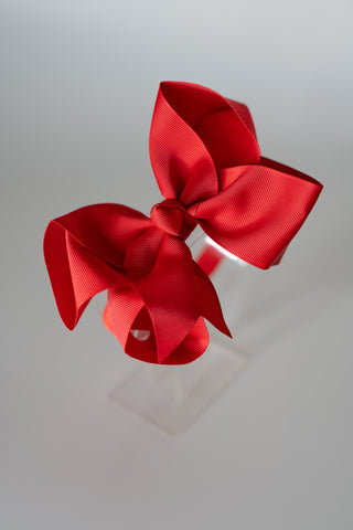 RED ANAIS BOW