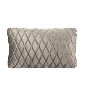 Coco Lumbar Cushion – Vintage Pebble