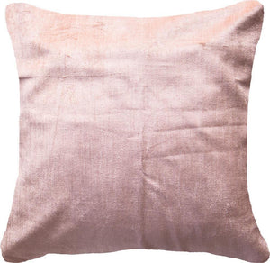 Velvet Lounge Cushion - 55cm - Blush
