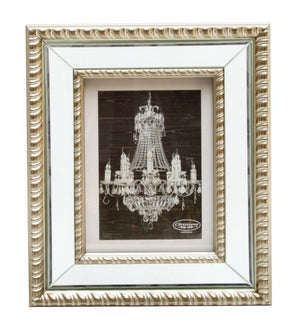 Rope Mirror Frame - Champagne - 20cm x 25cm