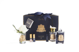 Gift Box - Eau de Vie 5 Piece Set in Navy Gift Box