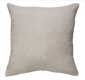 Linen Sand Cushions Set/2 - Square