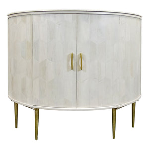 Lucille Cabinet - White
