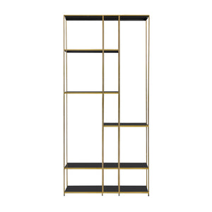 Winchester Display Unit - Black & Gold