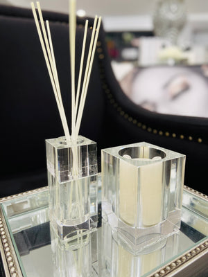 Crystal Candle & Diffuser Splendour