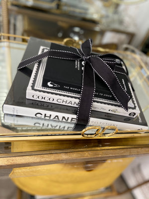 Chic Chanel Book Set