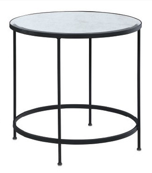 Capua Side Table - Round