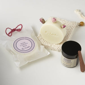 Luxury Jasmine, Orange and Rose Gift Set (*Vegan)