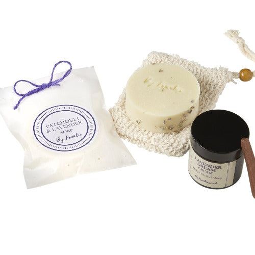 Lavender Dreams Gift Set (*Vegan)
