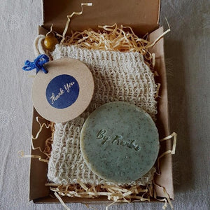 Soap In The Post (Thank You)