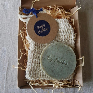 Soap In The Post (Happy Birthday)
