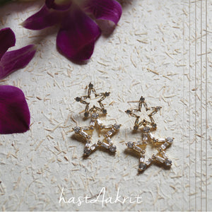 STARRY NIGHT Drop Earrings