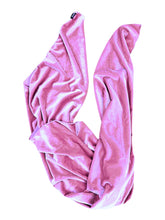 Load image into Gallery viewer, Reign Velour Scarf - Pink