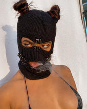 Load image into Gallery viewer, Stitches Ski Mask