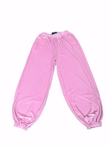Reign Velour Collection - Pink