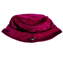 Load image into Gallery viewer, Beatrix Bucket Hat - Wine