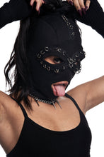 Load image into Gallery viewer, Dominix Ponytail Ski Mask