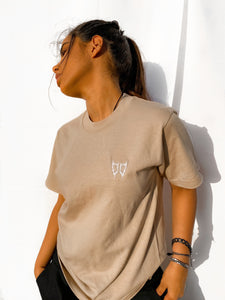DB Wings Embroidery Tee