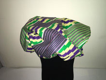 Load image into Gallery viewer, African Print Bonnets