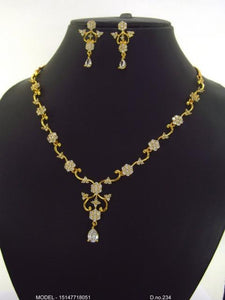 Golden Classic Necklace
