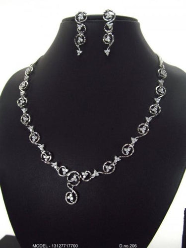 Silver Classic Necklace