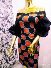 Load image into Gallery viewer, African Fashion Dress
