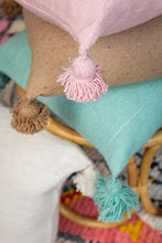 Load image into Gallery viewer, Cotton Tassel Pillow Collection