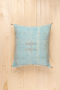 Rainbow Red Stripe Mayan Huipil Pillow Collection
