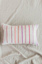 Load image into Gallery viewer, Stripe Mini Lumbar Pillow