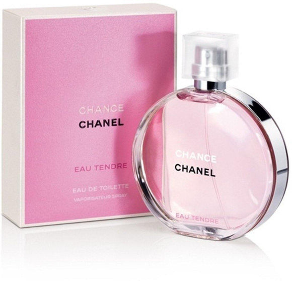 Chanel - Chance Pink