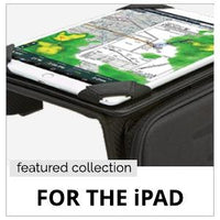 Ipad kneeboards and mounts