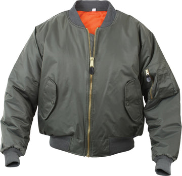 MA1 Green Flight Jacket